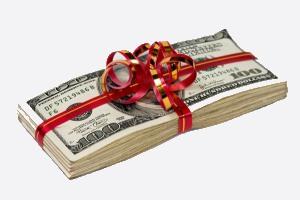 Договор дарения денежных средств между юридическим и физическим лицом