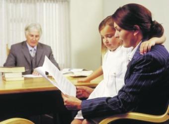 Как делится наследство между детьми и женой после смерти мужа?