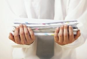 Шаг шестой: Соберите и передайте все необходимые документы