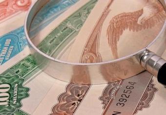 Оценка стоимости акций для наследства