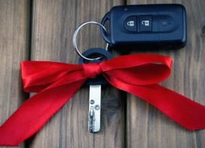 Как подарить машину? Как оформить дарственную на автомобиль?