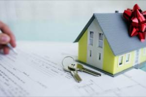 Дарственная на дом с участком – определение