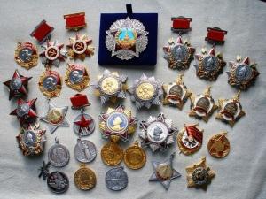 Статус государственных наград