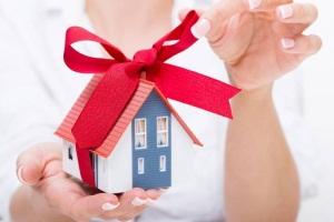 Как правильно подарить долю квартиры сыну и дочке?